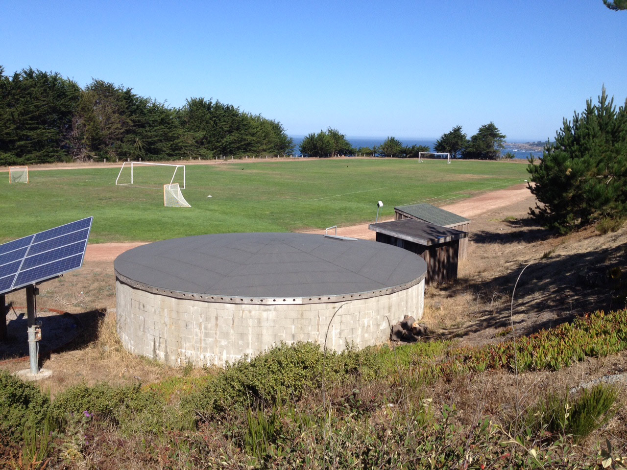 Recycled Water Tank