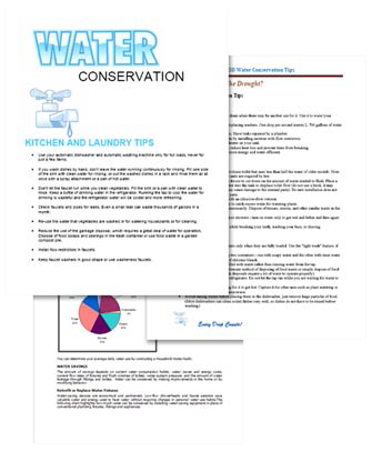 Water Conservation Docs